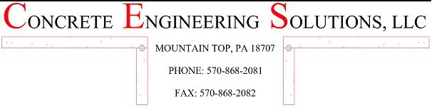 Concrete Engineering Solutions, LLC